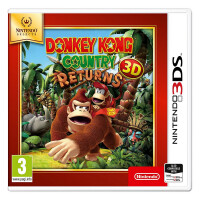 Nintendo Donkey Kong Country Returns 3D (3DS)