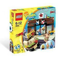 Lego Krusty Krab Adventures